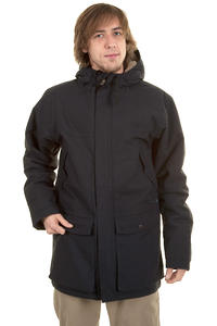 Cleptomanicx Parkistan Jacke (black)