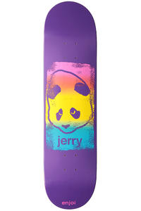 "Enjoi Hsu Printhead 8"" Deck (purple)"