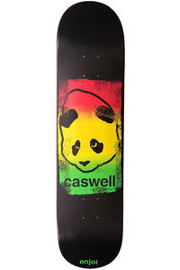 Enjoi Berry Printhead 7.75&quot; Deck (black)