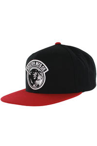 Brixton Growler Cap (black red)