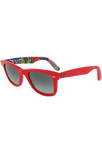 Ray-Ban Original Wayfarer Surf Up Sunglasses 50mm  (coral red)