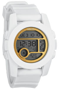 Nixon The Unit 40 Watch (all white gold)