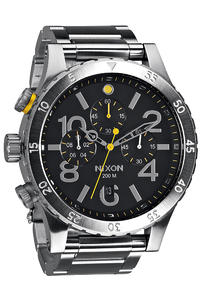 Nixon The Chrono Uhr (black)