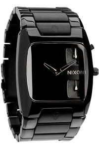 Nixon The Banks Uhr (all black)