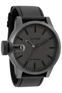 Nixon The Chronicle Uhr (matte black matte)