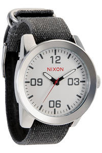 Nixon The Corporal Uhr (white)