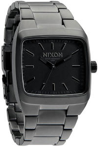 Nixon The Manual Update Uhr (matte black matte gunmatel)