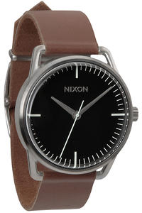 Nixon The Mellor Uhr (black saddle)