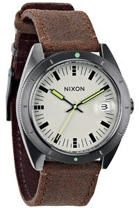 Nixon The Rover Uhr (cunmetal brown)