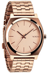 Nixon The Time Teller Watch (all rose gold)