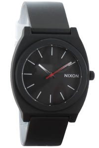 Nixon The Time Teller P Watch (black white fade)