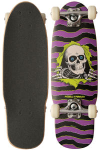"Powell Mini Ripper 7.5"" x 28.65"" Cruiser (green purple)"