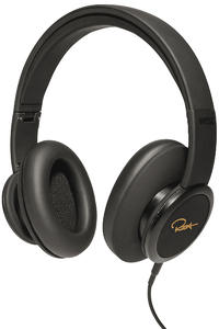 WeSC RZA Premium Headphones (black)