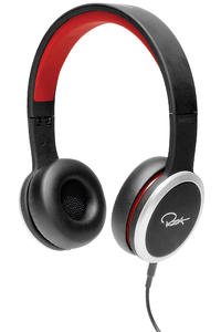 WeSC RZA Street Headphones (black red)