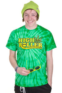 Creature High Roller T-Shirt (spider kelly)
