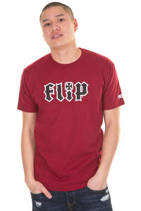 Flip HKD T-Shirt (cardinal red)