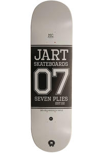 "Jart Skateboards Campus Logo 8.5"" Deck (grey)"
