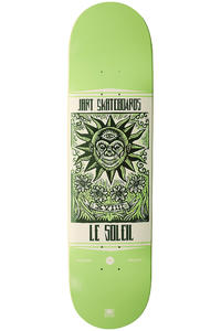"Jart Skateboards Esoteric Logo 8"" Deck (light green)"