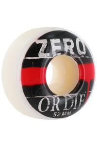 Zero Vandal 52mm Rollen 4er Pack  (white)