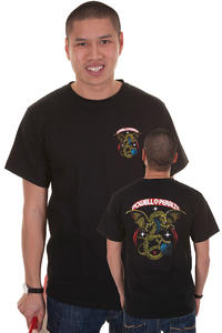 Powell Peralta Galactic Dragon T-Shirt (black)