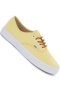 Vans Authentic Slim Schuh girls (brushed twill sunlight)