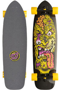 Santa Cruz Rob Face 2 10&quot; x 37&quot; Cruiser (black)