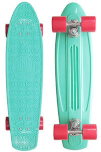 "Gold Cup Banana 5.8"" Cruiser (aqua red)"