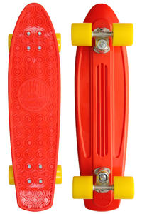 "Gold Cup Banana 5.8"" Cruiser (red yellow)"