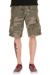 Carhartt Slim Cargo Bermuda Columbia Shorts (camo sahara)