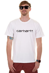 Carhartt Marine Script T-Shirt (white camo marine)