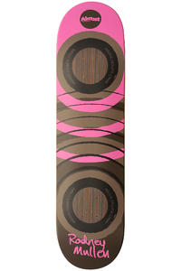 "Almost Mullen Fluorescent 2.0 Impact 8"" Deck (brown pink)"