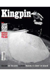Kingpin Skateboarding Europa 108 12/2012 Magazin