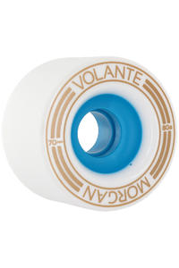 Volante Morgan 70mm 80a Wheel 4er Pack  (white)