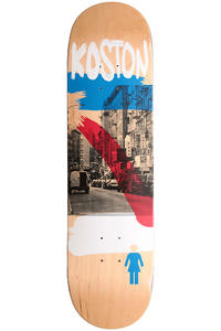 Girl Koston Scrapbook 8.25&quot; Deck