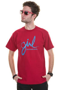 Girl Breakout T-Shirt (cranberry)