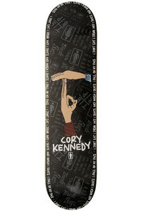 Girl Kennedy Trunk Boyz 7.75&quot; Deck (black)