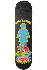 "Girl Koston Yo Gabba 8"" Deck (black)"