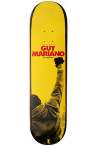 "Girl Mariano Eye Of The Tiger 8.125"" Deck (yellow)"