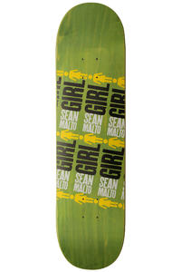 Girl Malto Pop Secret 2 8.125&quot; Deck (green)