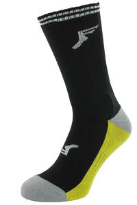 Footprint Painkiller Socks US 6-13  (black)