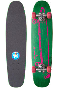 Girl Crailtap 7.4&quot; Cruiser (green)