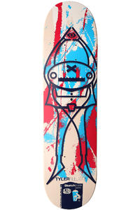 "Alien Workshop Bledsoe Sketchbook 8"" Deck (blue)"