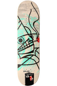 "Alien Workshop Rieder Sketchbook 8.25"" Deck (grey)"