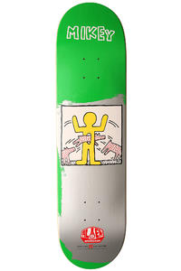 "Alien Workshop Taylor Haring II 8.125"" Deck (green)"