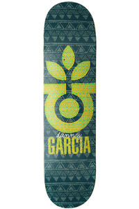 "Habitat Garcia Mayan Bloom 7.875"" Deck (blue)"