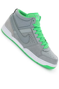 Nike Renzo 2 Mid Schuh (stadium grey stealth psn green)