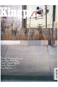 Kingpin Skateboarding Europa 109 01/2013 Magazin