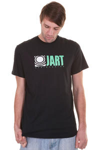 Jart Skateboards Classic Logo SP13 T-Shirt (black)