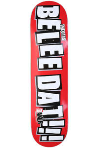Baker Beasley Belee Dat 7.75&quot; Deck (red)