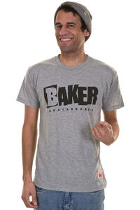 Baker Reset Logo T-Shirt (athletic heather)